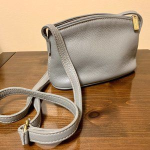 "💕COACH ""Sonoma"" Bag Purse Grey Leather"